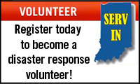 Register to become a disaster response volunteer